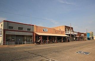 Santa Anna, Texas Town in Texas, United States