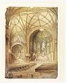 Drawing, Rendering of Interior, St. John's Church, Utica, NY, ca. 1902 (CH 18432913).jpg