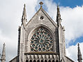 Dublin Saint Saviour's Dominican Priory Church Rose Window 2012 09 26.jpg