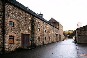 Mortlach distillery - Mortlach Distillery