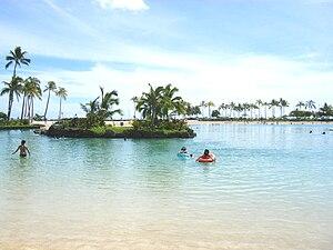 Duke Paoa Kahanamoku Lagoon