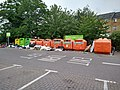 Dumping at the recycling centre at Sainsbury's New Barnet during the COVID 19 lockdown.jpg