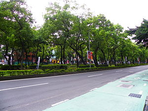 Dunhua Road - Dunhua North Road