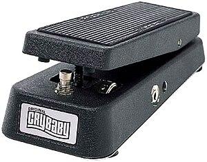 Русский: Jim Dunlop - Original Crybaby (GCB-95)