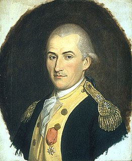 Louis Lebègue Duportail American general