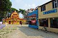 Durga Puja Pandal - Biswamilani Club - Padmapukur Water Treatment Plant Road - Howrah 2015-10-20 6025.JPG
