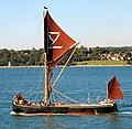 Dutch Barge on the Solent.jpg