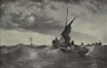 Dutch Painting in the 19th Century - Meijer - A Rough Sea.png