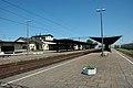 Dworzec od strony południowej. - panoramio.jpg