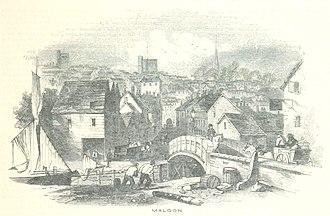 Maldon, Essex - Maldon in 1851