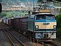 EF66 30 pulling 5074レ freight train 2017-08-04 (35555939223).jpg