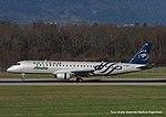 EI-RND Embraer ERJ-190STD 190-100 E190 Skyteam - AZA (16211693361).jpg