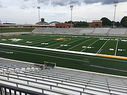 William B Greene Jr Stadium WikiVisually