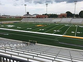 William B. Greene Jr. Stadium football stadium at East Tennessee State University