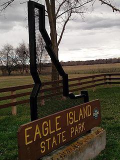 Eagle Island State Park (Idaho) state park in Idaho, USA