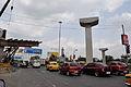 Eastern Metropolitan Bypass & John Burdon Sanderson Haldane Avenue Junction - Parama Island - Kolkata 2012-05-02 0013.JPG