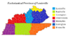 Ecclesiastical Province of Louisville map.png