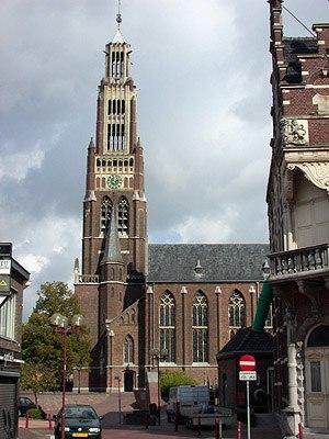 Echt, Netherlands - Image: Echtlandricuskerk