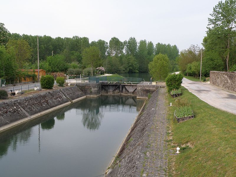 Ecluse de Conflans 51260 Conflans-sur-Seine