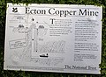 Ecton Copper Mine information plaque - geograph.org.uk - 326511.jpg