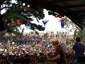 Eddy Current Suppression Ring - Eddy Current Suppression Ring, Golden Plains Festival