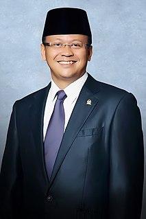 Edhy Prabowo Indonesian politician