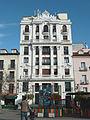 Edificio Pza. Santa Ana nº 4 (Madrid) 01.jpg