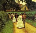 Edmund Blair Leighton - Wedding march.jpg