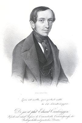 Eduard Osenbrüggen