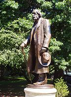 Edward Everett Hale statue, Boston Public Garden, Boston, Massachusetts.jpg
