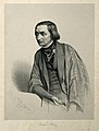 Edward Forbes. Lithograph by T. H. Maguire, 1849. Wellcome V0001959.jpg