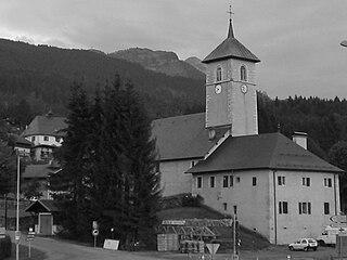 Arâches-la-Frasse Commune in Auvergne-Rhône-Alpes, France