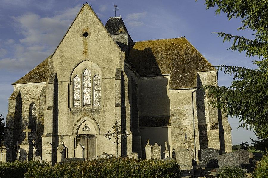 Église Saint-Pierre de La Chapelle-Lasson
