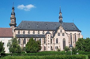 1610s in architecture - Jesuit Church, Molsheim, France