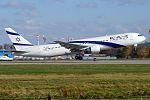 El Al, 4X-EAN, Boeing 767-3Q8 ER (31302573391).jpg