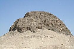 Pirámide de Senusret II en Lahun