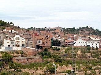 El Soleràs - Image: El Soleràs panoramio
