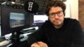 El periodista Fernando Berlín en el estudio de Radiocable. Año 2019.png