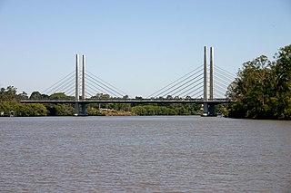 Eleanor Schonell Bridge bridge in Australia