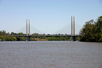 St Lucia, Queensland - Eleanor Schonell Bridge