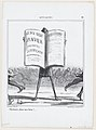 Electors, into my arms!..., from 'News of the day,' published in Le Charivari, March 10, 1869 MET DP877781.jpg