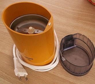 Krups - Krups coffee grinder (European market).