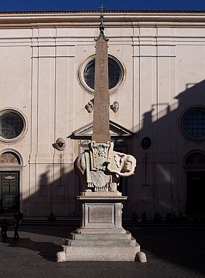 Elephant and Obelisk - Image: Elephant and Obelisk Bernini