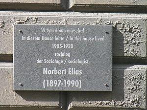 Elias, Norbert (1897-1990)