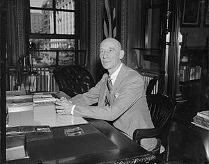 Emory Sherwood Adams - Adams athe start of his assignment as Adjutant General, 1938