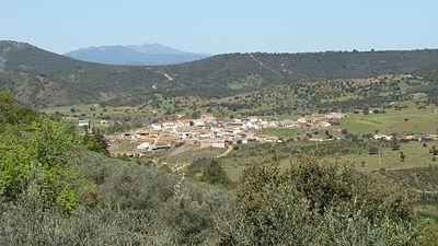 En Extremadura Bohonal de los Montes (Helechosa) Badajoz..JPG