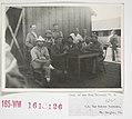 Enemy Activities - Internment Camps - Fort Douglas, Utah - Group of men from Barracks number 4. U.S. War Prison Barracks, Fort Douglas, Utah - NARA - 31479003.jpg