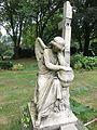 Engelsskulptur, Blumenfriedhof. 02.jpg