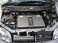 Engine of a 1997-1999 Honda EV Plus 01.jpg