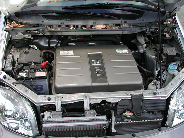 The Motor Compartment